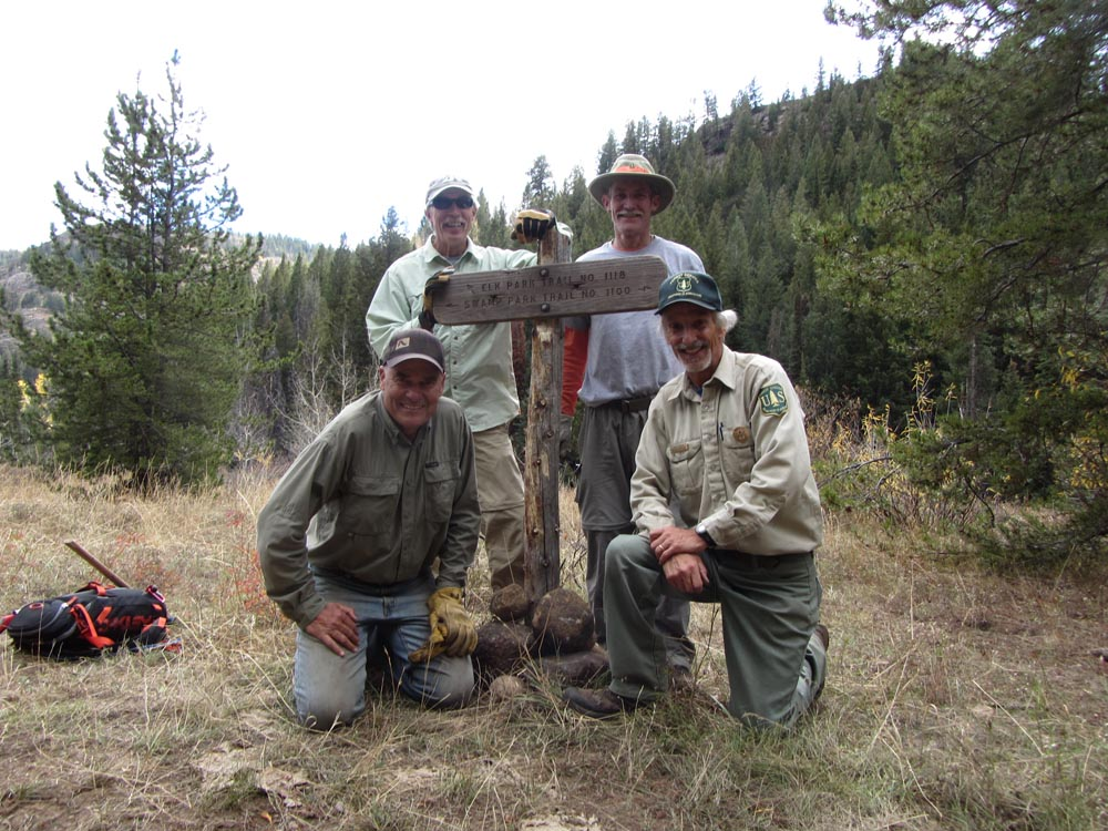 friends of wilderness volunteers